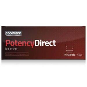 Coolmann - Male Potency Direct 37,99 Eur