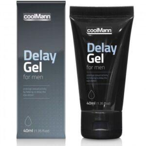 CoolMann Delay Gel 24,99 Eur